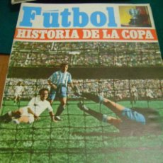 Coleccionismo deportivo: FÚTBOL HISTORIA DE LA COPA Nº 28, 1948 (PIRRI). Lote 37143792