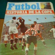 Coleccionismo deportivo: FÚTBOL HISTORIA DE LA COPA Nº 30, 1950 (MIGUEL MUÑOZ). Lote 37143832