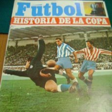 Coleccionismo deportivo: FÚTBOL HISTORIA DE LA COPA Nº 33, 1953 (GÁRATE). Lote 37143852
