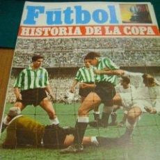 Coleccionismo deportivo: FÚTBOL HISTORIA DE LA COPA Nº 34, 1954 (LUIS SUÁREZ). Lote 37143857