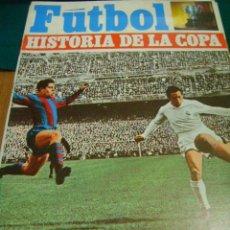Coleccionismo deportivo: FÚTBOL HISTORIA DE LA COPA Nº 37, 1957 (MARTÍN). Lote 37143874