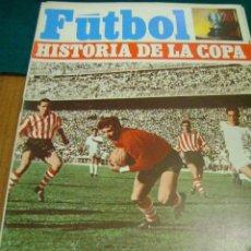 Coleccionismo deportivo: FÚTBOL HISTORIA DE LA COPA Nº36, 1956 (TELMO ZARRA). Lote 37143880
