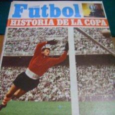 Coleccionismo deportivo: FÚTBOL HISTORIA DE LA COPA Nº 38, 1958 (GOROSTIZA). Lote 37143906