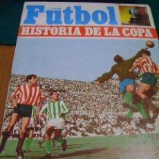 Coleccionismo deportivo: FÚTBOL HISTORIA DE LA COPA Nº 40, 1960 (PUCHADES). Lote 37143924