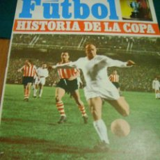 Coleccionismo deportivo: FÚTBOL HISTORIA DE LA COPA Nº 41, 1961 (BIOSCA). Lote 37143935