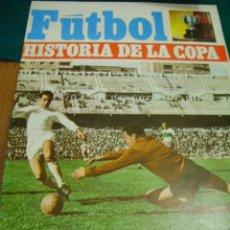 Coleccionismo deportivo: FÚTBOL HISTORIA DE LA COPA Nº 42, 1962 (AMANCIO). Lote 37143949