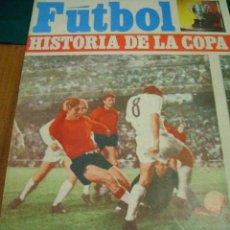 Coleccionismo deportivo: FÚTBOL HISTORIA DE LA COPA Nº 43, 1963 (CÓLLAR). Lote 37143958