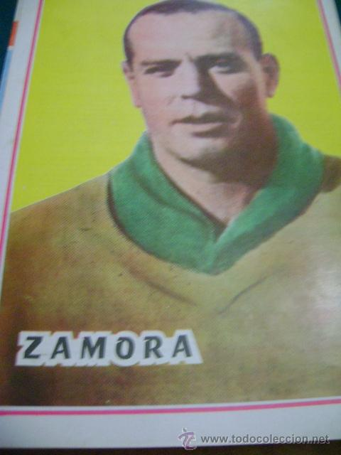 Coleccionismo deportivo: Fútbol Historia de la Copa nº 11, 1929 (Zamora) - Foto 2 - 37143396