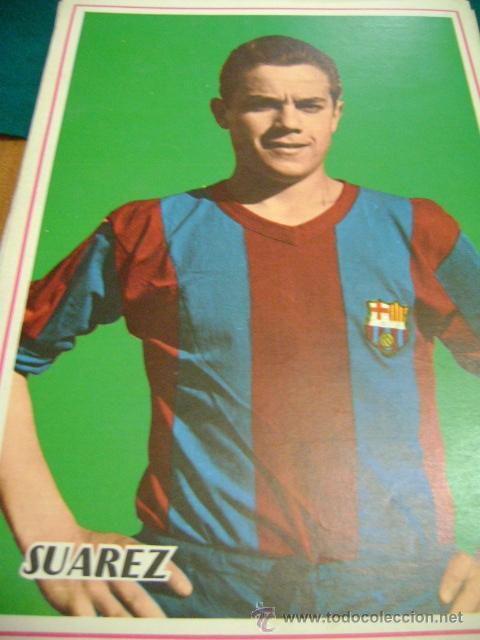 Coleccionismo deportivo: Fútbol Historia de la Copa nº 34, 1954 (Luis Suárez) - Foto 2 - 37143857
