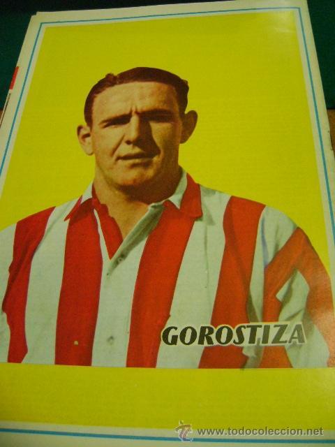 Coleccionismo deportivo: Fútbol Historia de la Copa nº 38, 1958 (Gorostiza) - Foto 2 - 37143906