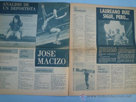 Coleccionismo deportivo: REVISTA BARCELONISTA 542 AGOSTO 1975 - Foto 2 - 37594047