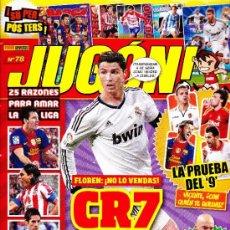 Coleccionismo deportivo: PANINI REVISTAS JUGÓN Nº 78. Lote 37717457