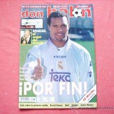 Coleccionismo deportivo: REVISTA DON BALON 1998 (POSTER MERIDA). Lote 37777842