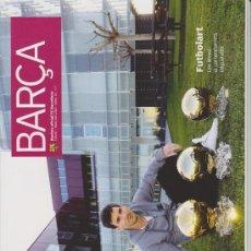 Coleccionismo deportivo: REVISTA OFICIAL DEL FUTBOL CLUB BARCELONA (EN CATALA) ++ FEBRER- MARÇ 2013. Lote 38149014
