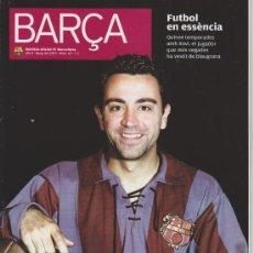 Coleccionismo deportivo: REVISTA OFICIAL DEL FUTBOL CLUB BARCELONA (EN CATALA) ++ ABRIL-MAIG 2013. Lote 38149329