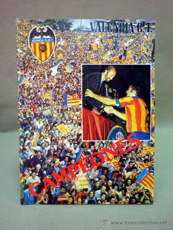 REVISTA DE FUTBOL, VALENCIA CF, Nº 30 Y 31, VERANO DE 1979, CAMPEON DE LA COPA DEL REY (Coleccionismo Deportivo - Revistas y Periódicos - otros Fútbol)