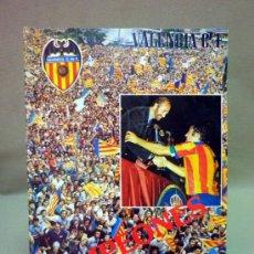 Coleccionismo deportivo: REVISTA DE FUTBOL, VALENCIA CF, Nº 30 Y 31, VERANO DE 1979, CAMPEON DE LA COPA DEL REY. Lote 38206467