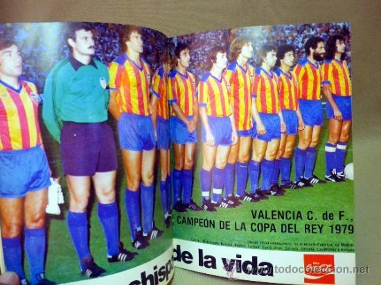 Coleccionismo deportivo: REVISTA DE FUTBOL, VALENCIA CF, Nº 30 Y 31, VERANO DE 1979, CAMPEON DE LA COPA DEL REY - Foto 3 - 38206467