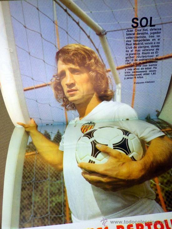 Coleccionismo deportivo: REVISTA DE FUTBOL, VALENCIA CF, Nº 40, OCTUBRE DE 1980, OBRAS PARA EL MUNDIAL 82 - Foto 3 - 38203151