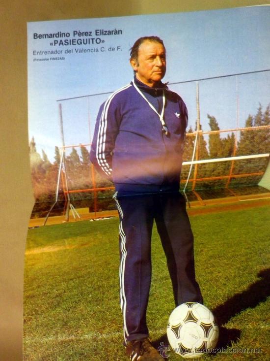 Coleccionismo deportivo: REVISTA DE FUTBOL, VALENCIA CF, Nº 43, ENERO DE 1981, INFORMACION DE LIGA Y COPA - Foto 3 - 38202672