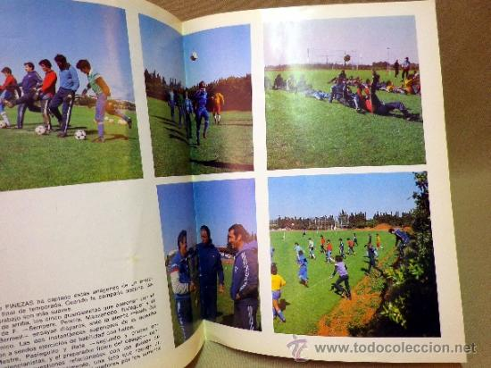 Coleccionismo deportivo: REVISTA DE FUTBOL, VALENCIA CF, Nº 45, MARZO DE 1981, TRASPASO DE MORENA - Foto 3 - 38202583