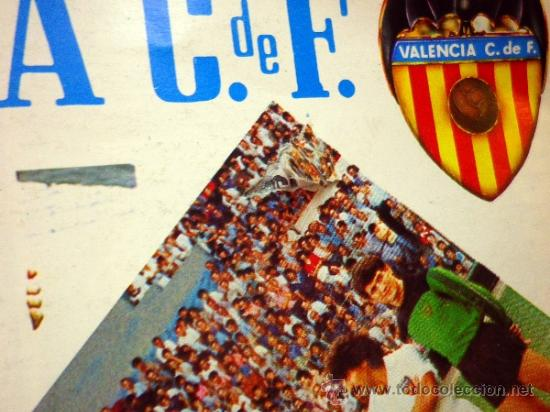 Coleccionismo deportivo: REVISTA DE FUTBOL, VALENCIA CF, Nº 51, SEPTIEMBRE DE 1981, BOHEMIANS DE PRAGA - Foto 3 - 38202475