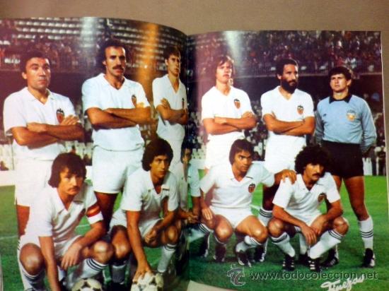 Coleccionismo deportivo: REVISTA DE FUTBOL, VALENCIA CF, Nº 53, NOVIEMBRE DE 1981, POSTER CENTRAL VALENCIA CF - Foto 3 - 38202191
