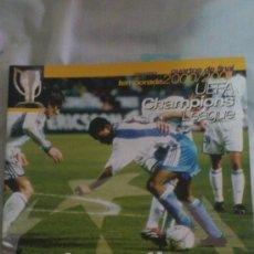 Coleccionismo deportivo: PROGRAMA DE FÚTBOL DEPORTIVO DE LA CORUÑA - LEEDS UNITED (CHAMPIONS LEAGUE) 2000-2001. Lote 38474743