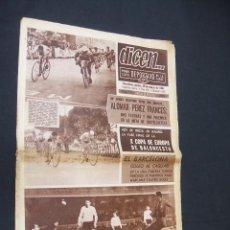 Coleccionismo deportivo: DICEN - EL BARCELONA GOLEO AL CAGLIARI (4-1) - Nº 668 - 30 MARZO 1967 - . Lote 38531696