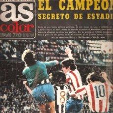Coleccionismo deportivo: AS COLOR 98. Lote 38552644