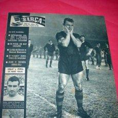 Coleccionismo deportivo: BARÇA - KUBALA - 1961 . Lote 39197257
