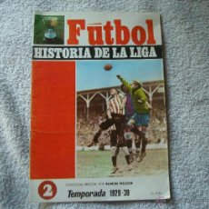 Coleccionismo deportivo: HISTORIA DE LA LIGA N 2 CAMPEON BILBAO. Lote 39673666