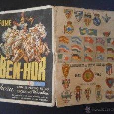 Coleccionismo deportivo: FUTBOL. CALENDARIO DE BOLSILLO DINAMICO. CAMPEONATO LIGA,1963-1964.. Lote 39833929