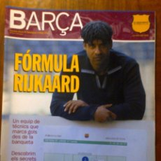Coleccionismo deportivo: COLECCIONISTA BARÇA - REVISTA OFICIAL FC BARCELONA - LA VEU DEL CLUB - NUM. 8 MAYO 2004. Lote 40597958