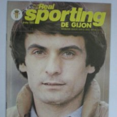Revista oficial Real Sporting de Gijón - Nº 33 - Enero 1983