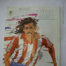 Revista oficial Real Sporting de Gijón - Nº 34 - Febrero 1983