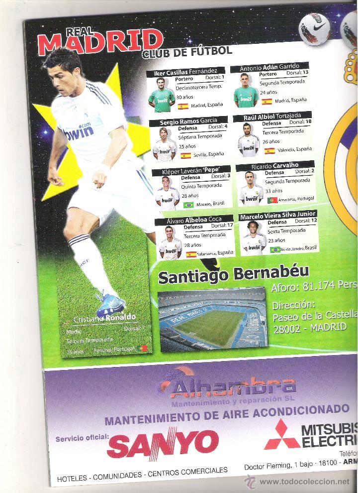 Coleccionismo deportivo: INTERIOR - Foto 2 - 42002244