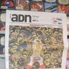 Coleccionismo deportivo: ADN Nº 978 - ESPAÑA CAMPEONA DEL MUNDO. Lote 42059940