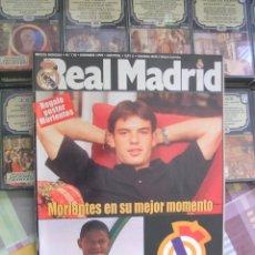Coleccionismo deportivo: REVISTA REAL MADRID Nº 118 - DICIEMBRE 1999. Lote 42058131