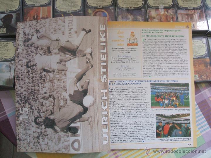 Coleccionismo deportivo: REVISTA REAL MADRID Nº 118 - DICIEMBRE 1999 - Foto 3 - 42058131