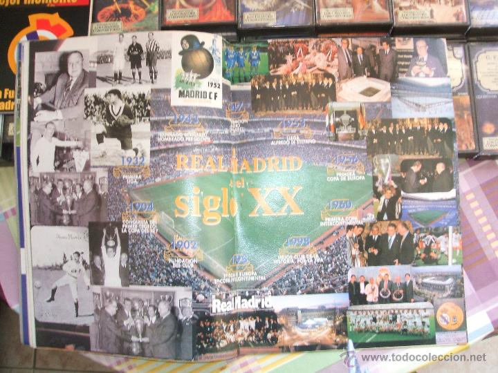 Coleccionismo deportivo: REVISTA REAL MADRID Nº 119 - ENERO 2000 - Foto 2 - 42058178
