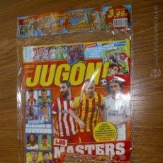 Coleccionismo deportivo: REVISTA EL JUGON Nº89 (PRECINTADA Y SIN ABRIR) MERCADO INVIERNO Y MAS ........... (LEER DESCRIPCION). Lote 45837960