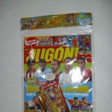 Coleccionismo deportivo: REVISTA EL JUGON Nº90 (PRECINTADA Y SIN ABRIR) MERCADO INVIERNO Y MAS ........... (LEER DESCRIPCION). Lote 42852165