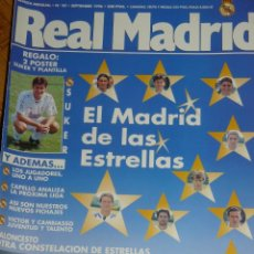revista real madrid nº82