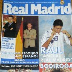 revista real madrid nº84