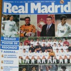 revista real madrid nº78
