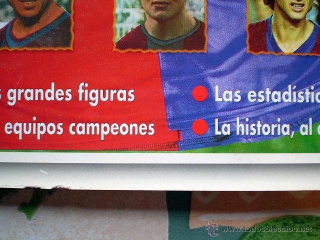 Coleccionismo deportivo: Revista don balón. Nº 45 Edición Especial CENTENARIO F.C. Barcelona 1899-1999 - Foto 4 - 43494571