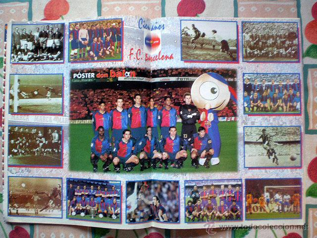 Coleccionismo deportivo: Revista don balón. Nº 45 Edición Especial CENTENARIO F.C. Barcelona 1899-1999 - Foto 15 - 43494571
