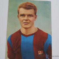 Coleccionismo deportivo: REVISTA BOLETIN C.F.BARCELONA 1953 FICHAS DE LOS JUGADORES . Lote 43831278