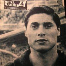 Coleccionismo deportivo: REVISTA REAL MADRID - 1961 DI STEFANO RENUEVA. Lote 43956340